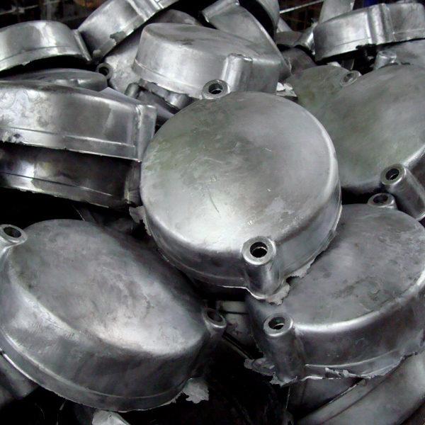 литье корпусов деталей из алюминия
