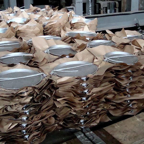 литье алюминиевой посуды