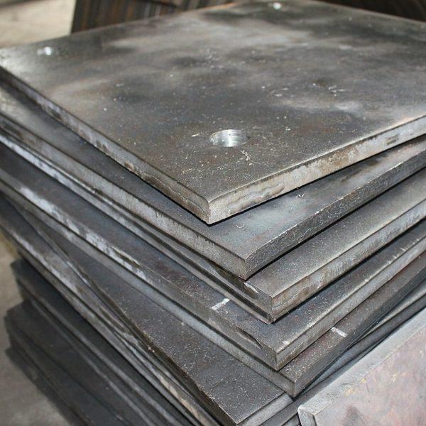 Плазменная резка металла - закладные