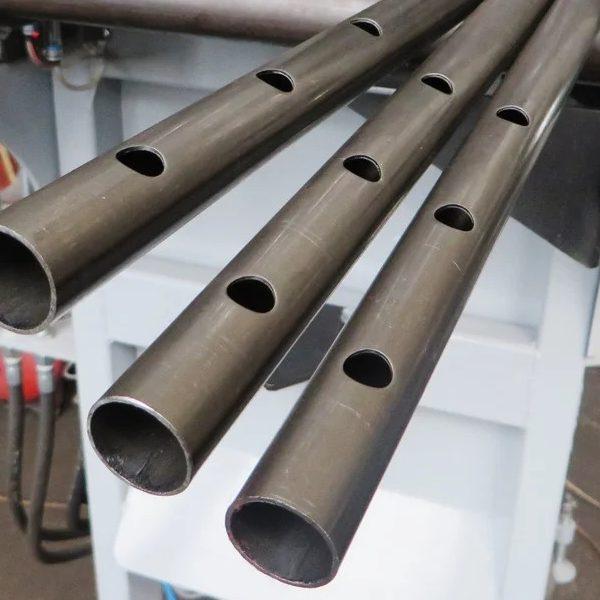 Лазерная резка труб
